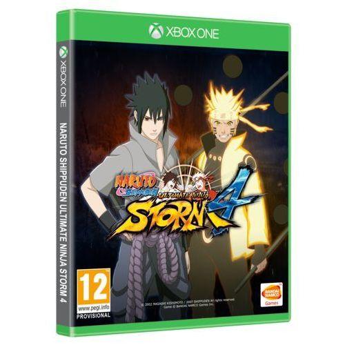 Naruto Shippuden Ultimate Ninja Storm 4 (Xbox One)