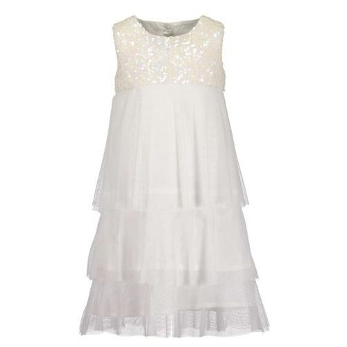 b25f03db84 Blue seven sukienka dziewczęca z cekinami 104 biały