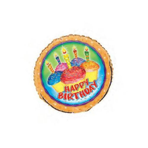 Unique Balon foliowy urodzinowy happy birthday - 47 cm