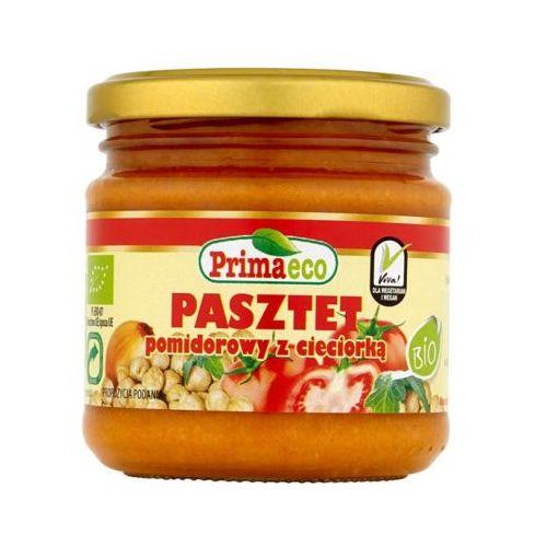 PRIMAECO 160g Pasztet pomidorowy z cieciorką BIO