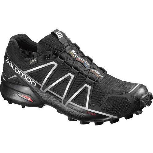 Salomon Speedcross 4 GTX Buty do biegania Mężczyźni szary/czarny UK 11 | EU 46 2019 Buty trailowe, L38318100-A1U8-11.5 M US