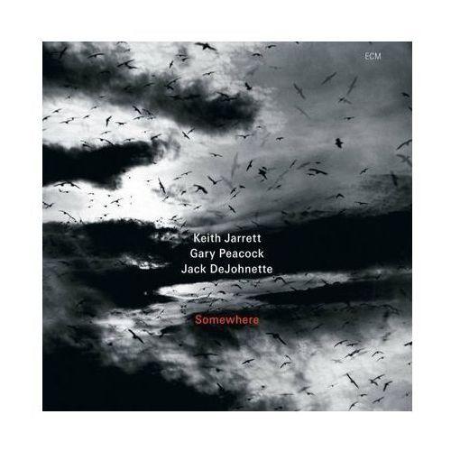 Universal music / ecm Somewhere - keith jarrett, gary peacock, jack dejohnette (płyta cd)