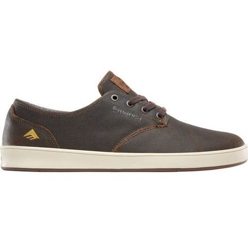 buty EMERICA - The Romero Laced Brown/Gum/Gold (230) rozmiar: 40