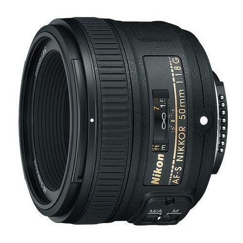 Obiektyw Nikon AF-S NIKKOR 50mm f/1.8G
