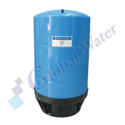 Global water Zbiornik metalowy do osmozy ro 76 litrów