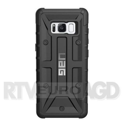 Etui URBAN ARMOR GEAR Pathfinder Case do Samsunga Galaxy S8 Plus Czarny, kolor czarny