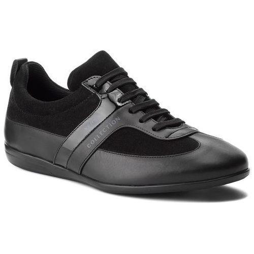 Versace Sneakersy collection - v900677 vm00379 v991 nero