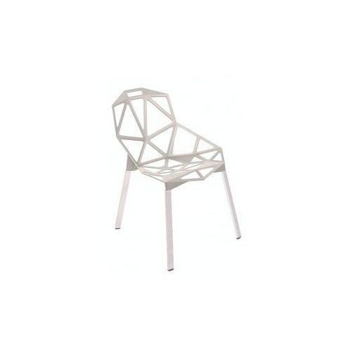 Krzesło Cortina white, kolor Krzesło