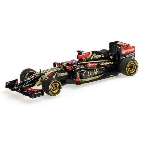 lotus f1 team renault e22 #8 romain grosjean 2014 marki Minichamps