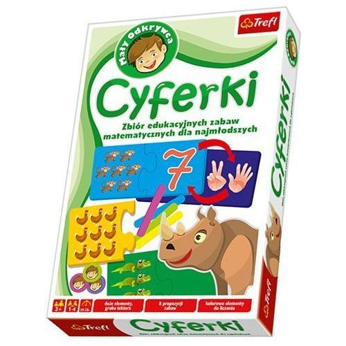 Cyferki (Trefl)
