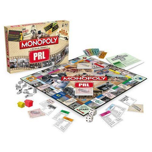 OKAZJA - Gra monopoly prl od zera do milionera marki Winning moves