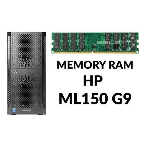 Pamięć RAM 32GB HP ProLiant ML150 G9 DDR4 2400MHz ECC REGISTERED RDIMM   805351-B21