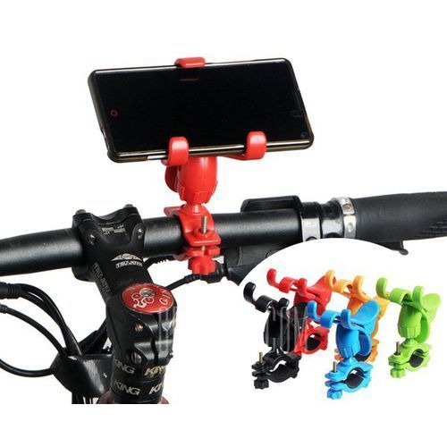 Bicycle Phone GPS Holder Bike Handlebar Cellphone Camera Mount Ourdoor Cycling Necessary