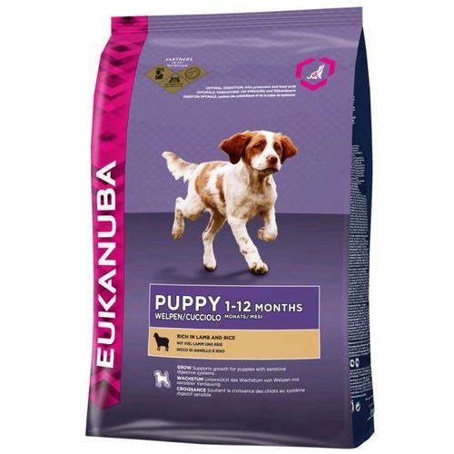 puppy/junior lamb - 2,5kg marki Eukanuba
