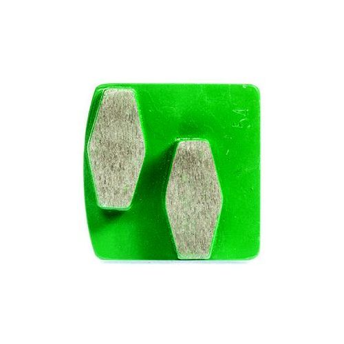 Diamentowy segment szlifierski scanmaskin BAUTA DOUBLE GREEN (zestaw)