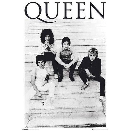 Queen i Freddie Mercury Brazylia 1981 - plakat, EPLPP33182