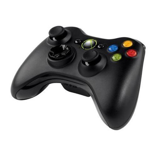 NOWY PAD BEZPRZEWODOWY DO XBOX 360 CZARNY, towar z kategorii: Akcesoria do Xbox 360