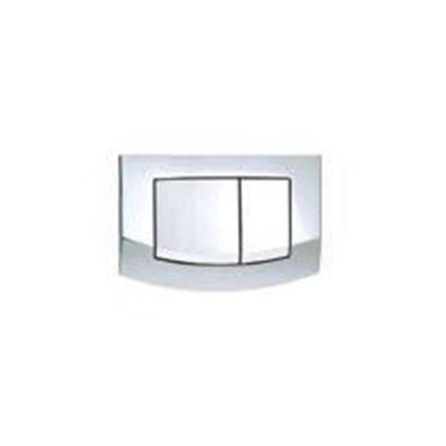 ambia przycisk spłukujący do wc chrom połysk, podwójny 9240226 marki Tece