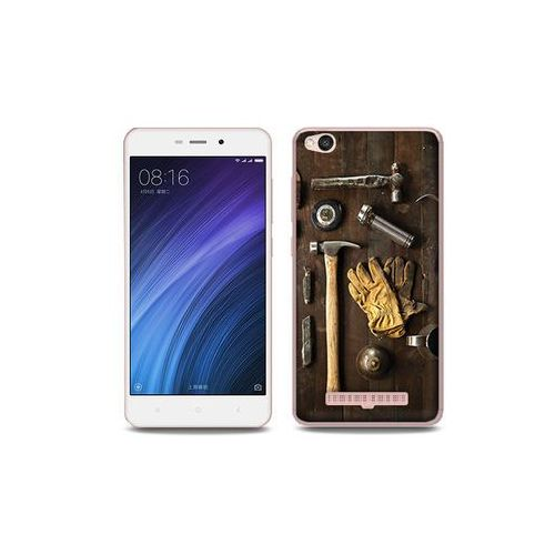 Foto Case - Xiaomi Redmi 4A - etui na telefon Foto Case - narzędzia