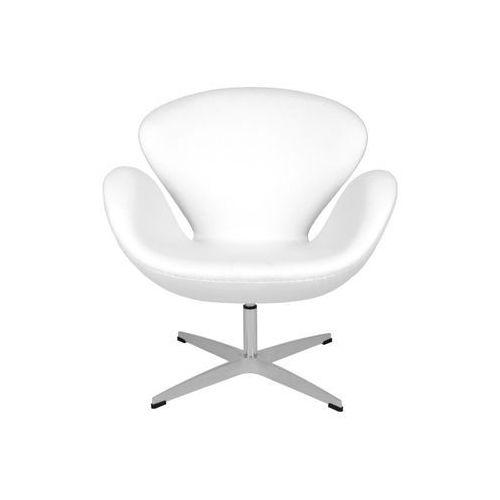 Fotel Cup biały kaszmir K3, kolor biały