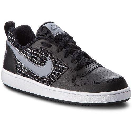 Buty - court borough low se (gs) aa2902 002 black/cool grey/anthracite marki Nike