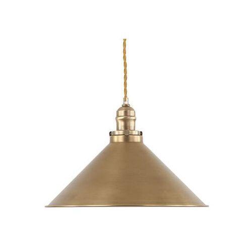Lampa wisząca provence 1lt postarzany mosiądz marki Elstead