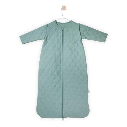 Jollein - śpiworek do spania z odpinanymi rękawkami mini waffle mięta, 6-18 m-cy, 90 cm