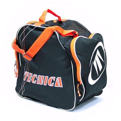 Tecnica Skiboot Bag Premium Czarny 20 L Pomarańczowa 2016-2017 (8592772035950)