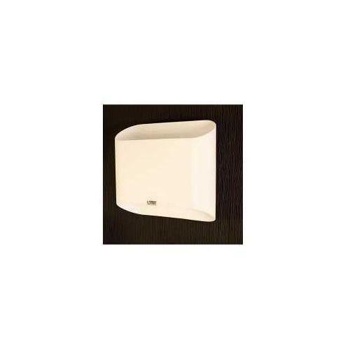 Azzardo Pancake AZ0114 MB329-2W Kinkiet lampa oprawa ścienna 2X40W G9 biały, MB329-2W