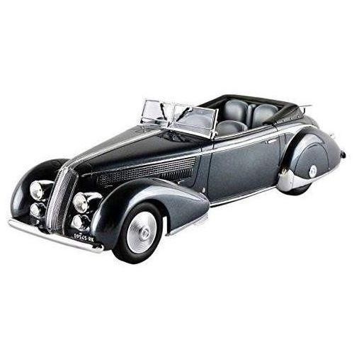 Minichamps Lancia astura tipo 233 corto 1936 (grey metallic) (4012138133815)
