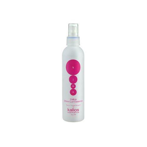 Kallos  kjmn spray do włosów kręconych (shine curl essence) 200 ml
