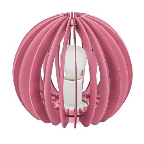 Eglo FABELLA Lampa stołowa Różowy, 1-punktowy - Nowoczesny - Obszar wewnętrzny - FABELLA - Czas dostawy: od 8-12 dni roboczych