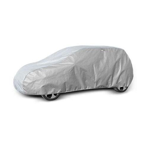 Seat leon i ii iii 1999-2013, od 2014 pokrowiec na samochód plandeka mobile garage marki Kegel-błażusiak