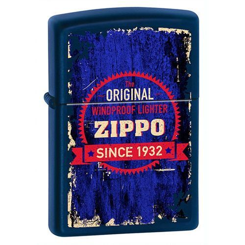 Zapalniczka ZIPPO Grunge, Navy Matte (Z239004) - sprawdź w wybranym sklepie