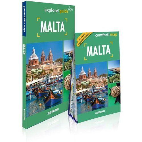 Explore! guide Malta (przewodnik + mapa) (9788380467309)