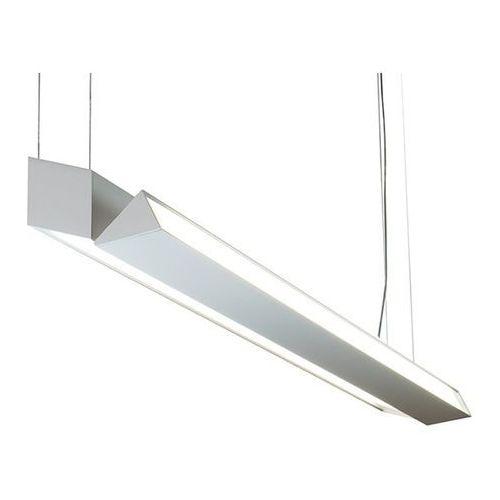 Lampa wisząca alonso r anodowane aluminium 2x18,6w led, 10152.12.ag marki Bpm lighting