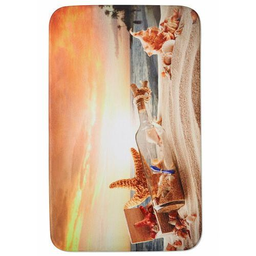 Dywaniki łazienkowe z pianką memory terakota marki Bonprix