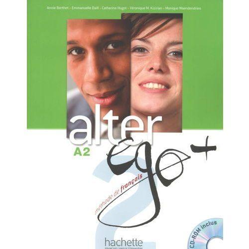 Alter Ego+ A2 Książka Ucznia Z Płytą Cd, praca zbiorowa