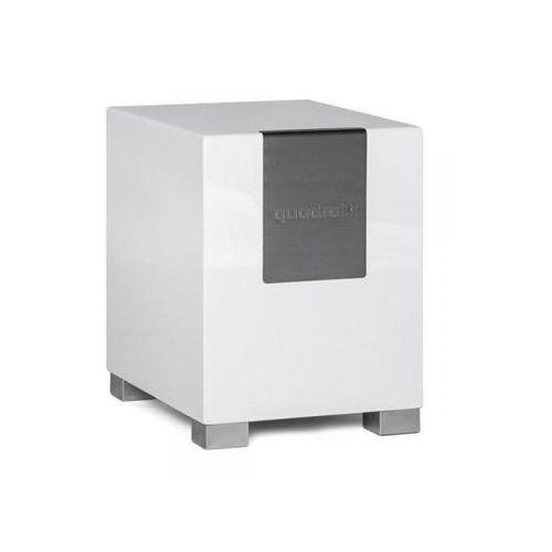 Quadral qube 8 white gloss