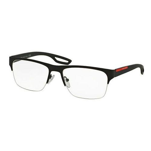 Okulary korekcyjne ps55fv dg01o1 marki Prada linea rossa