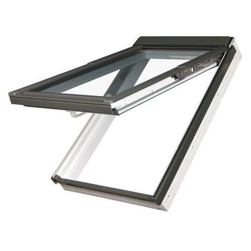 Okno uchylno-obrotowe ppp-v u3 o podwyższonej odporności na wilgoć - 66x98, biały marki Fakro