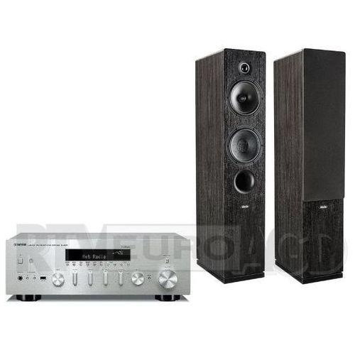 musiccast r-n602 (srebrny), indiana line tesi 561 (czarny) marki Yamaha