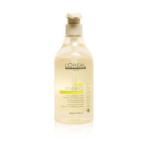 L´oreal paris  expert pure resource 500ml w szampon do włosów (3474630179875)