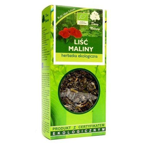 Dary natury Malina liść 25 g eko