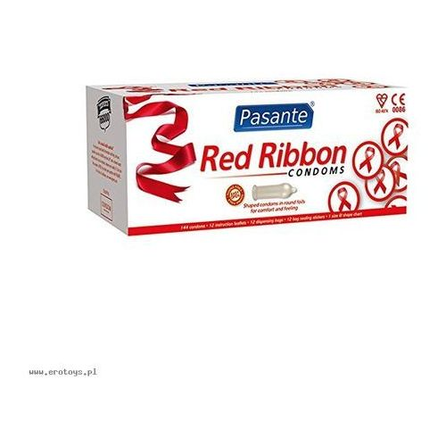 Pasante red ribbon 1 sztuka marki Pasante (uk)