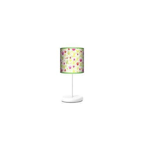 Lampy Lampa stojąca eko - kwiecista polana