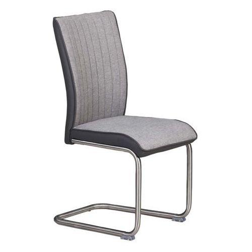 Krzesło Dc-225 szary+czarny, kolor czarny