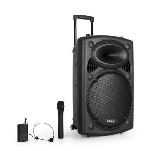 Ibiza sound Ibiza port15vhf-bt nagłośnienie