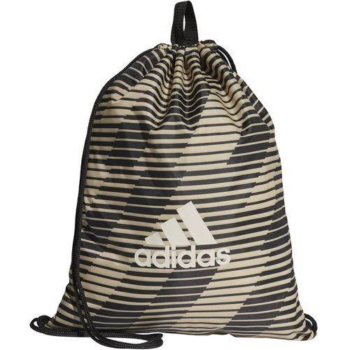 Adidas performance torba sportowa black/rawgol (4059322404474)