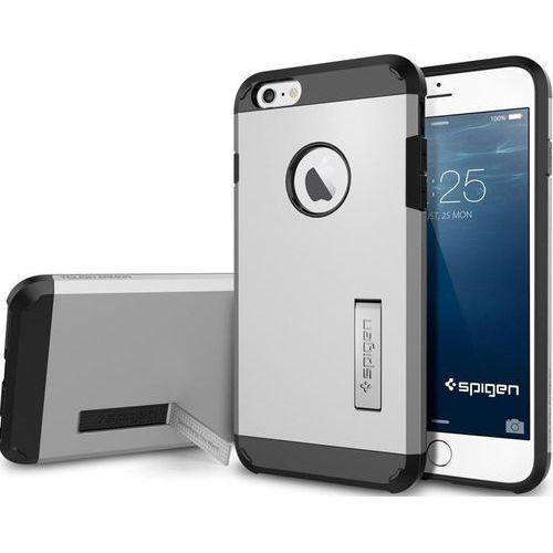 SGP Etui Tough Armor Satin Silver Apple iPhone 6 Plus 5.5 (8809404212352)